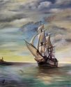 THE ENDEAVOUR (SHIP OF CPT.COOK)